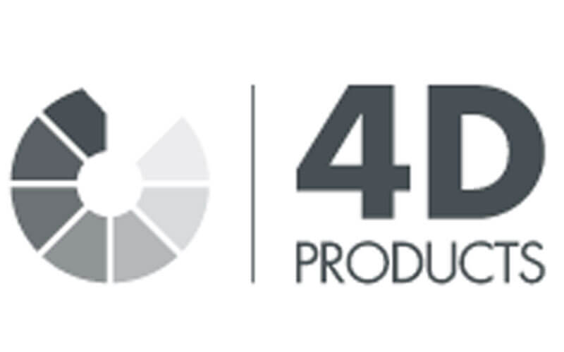 4D Products Ltd Logo