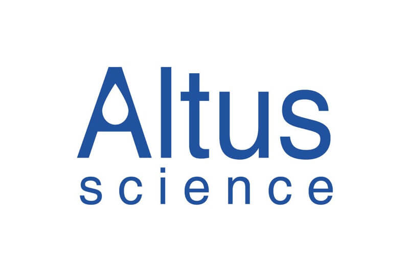 Altus Science Limited Logo