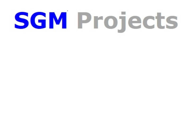 SGM Projects Ltd Logo