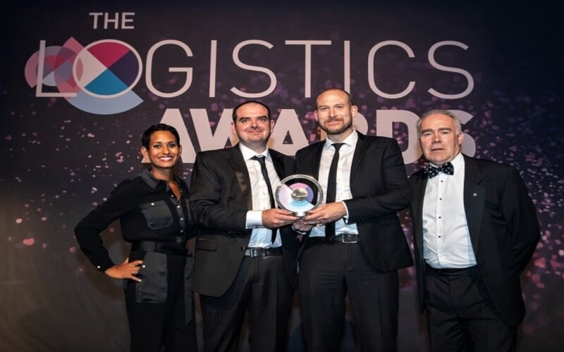 Conveyor Networks 'Picked' for Logistics Award