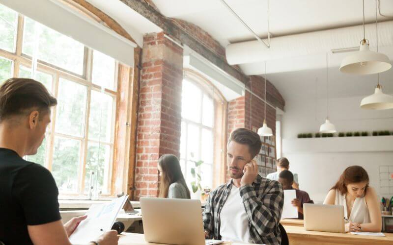 Why going back to the workplace could be good for you