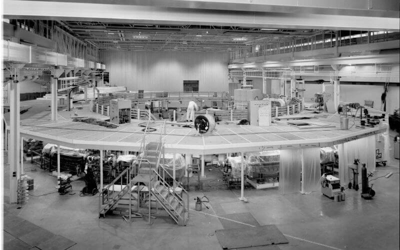 40 years of impact from a world-first facility at Daresbury